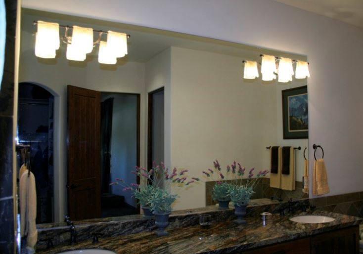 custom mirror glass