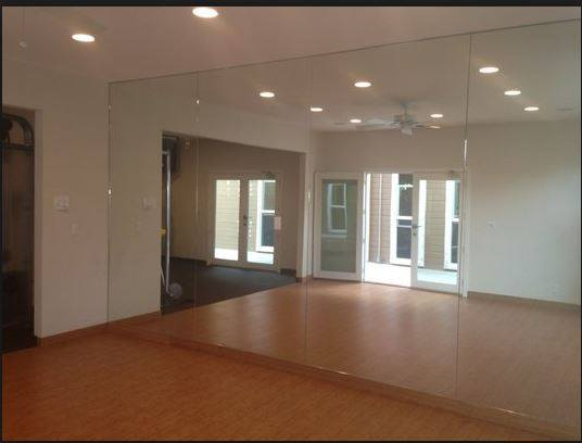 ballet studio glass