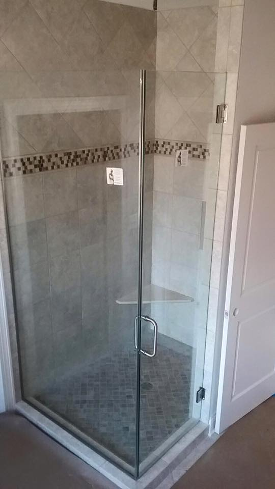 Shower Enclosures Archives | American Window & Glass LLC