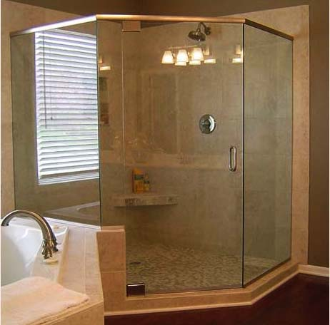 Shower Enclosures | American Window & Glass LLC